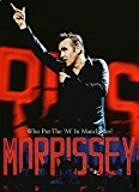 "モリッシー(Morrissey)『Who Put The ""M"" In Manchester(DVD)』"