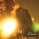 Cocco『きらきら Live Tour 2007/2008 ~Final at 日本武道館 2Days~(完全初回限定盤)』