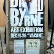 David Byrne Art Exibition(2010年12月)