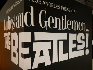 ビートルズ展「Ladies and Gentlemen…The Beatles!」